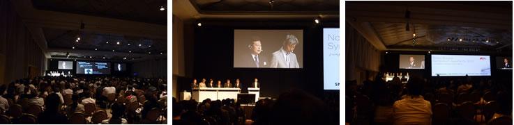 「ノーベルバイオケア シンポジウム アジアパシフィック 2010」にて登壇しました。